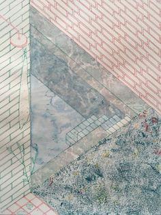 Paper Architecture, Architecture Visualization, Architecture Drawings, Architecture Details, Landscape Architecture, Central Building, Planer, Architectural Models, Illustrations