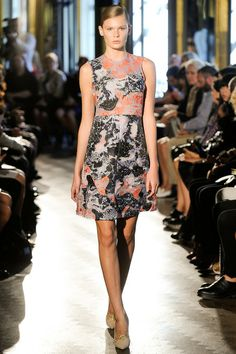 Michael van der Ham Spring 2014 Ready-to-Wear Collection Slideshow on Style.com