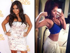 if snooki can do it, I can do it! Love her!