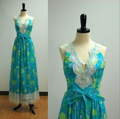 Vintage Lilly Pulitzer maxi- love this!