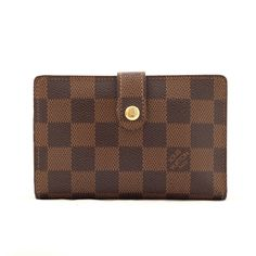 Louis Vuitton Damier Canvas French Purse |