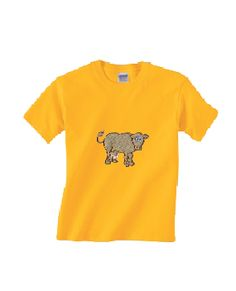 You'd be an udder fool if you didn't grab one of these colourful and cool farmyard kids' t-shirts