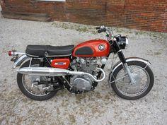 1967 Honda CB450D Frame no. CB450-1022530 Engine no. CB450E-1020244