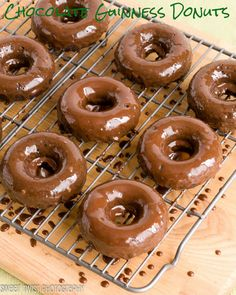 Donuts, Donuts! on Pinterest | Donuts, Baked Donuts and Baked Pumpkin
