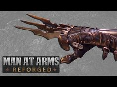 Batman's Wolverine Claws - MAN AT ARMS: REFORGED - YouTube