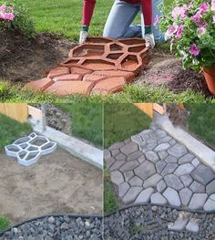 Landscaping Front Yard With Stone #landscapingequipment #LandscapingFrontYard #LandscapingFrontYard