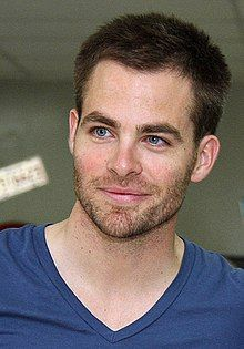 Image result for Chris Pines