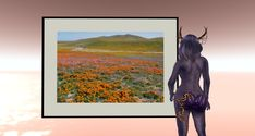 Merchant: Sandhands Texture Lab Prize name: Antelope Valley Arroyo framed photo Lab, Mona Lisa, Texture, Frame, Artwork, Painting, Surface Finish, Picture Frame, Work Of Art