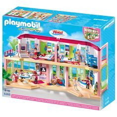 Playmobil - 5306 - Chambre d\'enfants avec lits superposés: Amazon ...