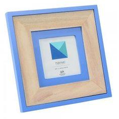 """4x4"""" Azure Sorrento Photo Frame"""