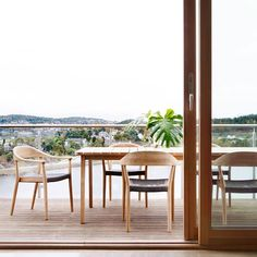 Shop the Skagen 7 Piece Dining Set at Perigold, home to the design world's best furnishings for every style and space. Outdoor Furniture, Backyard Furniture, Modern Table And Chairs, Outdoor Decor, Garden Chairs, Scandinavian Furniture Design, Outdoor Rooms, Dining Chair Design, 7 Piece Dining Set
