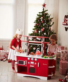 Retro Diner Kitchen   toy kitchens   ELC