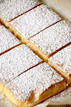 No Bake Desserts, Easy Desserts, Delicious Desserts, Yummy Food, Spanish Desserts, Pastry Cake, Strudel, Sin Gluten, Pound Cake