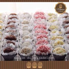 Brigadeiro gourmet 100 unidades