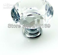 Wholesale Ff8080813b981846013b9a35c8d209e9 - Buy 30Pcs 30mm Clear Crystal Knobs Diamond Kitchen Cabinet Drawer Pull Door Handles Wardrobe Kids Furniture Bedroom, $2.15   DHgate
