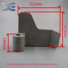 2Per Lot High Quality Kitchen Appliance Parts Mixing Blade Bread Maker ABS Plastic Blade Parts