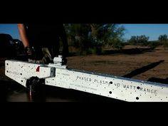 This guy's ridiculous homemade rail gun shoots 'ionized plasma' bullets - Yahoo Finance