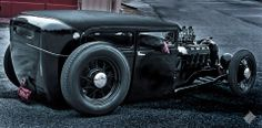 Yeah Rat Rods this is totes mine someday