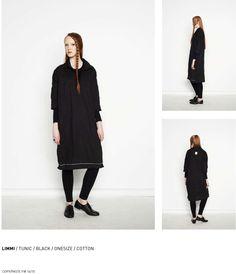 nenukko.com #black #tunic