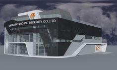 中龍展售中心概念設計