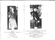 Evocative pics of yesteryear which will raise many memories for those who were made to wear such junior mackintoshes from an early age - and of course for boys (and sometimes girls) the all important matching souwester as well. Pvc Raincoat, Rain Wear, Boys, Girls, Memories, How To Wear, Vintage, Fashion, Raincoat