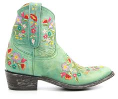 Mexicana boot. Want!