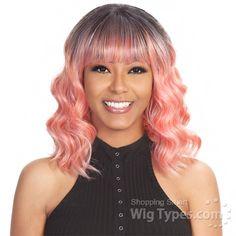Zury Sis Sassy Synthetic Hair Wig - SASSY H LORI [14163]
