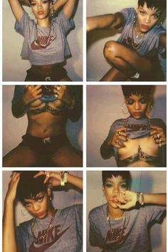 Bad Girl Riri.
