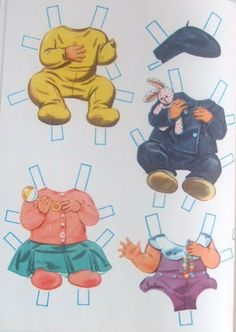 Paper Dolls~Baby Dolls - Bonnie Jones - Picasa Web Albums