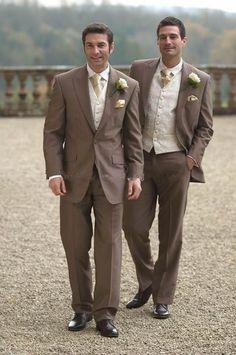 Elegant Styling Tuxedo Men's Wedding Suit(Jacket+Pants+Vest+Tie)