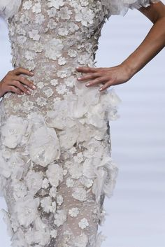 Elie Saab Haute Couture A/W 2009
