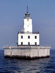 North Manitou Offshore Lighthouse  -  Leland, MI
