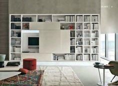meuble cache télé de design moderne