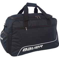 $59 - for getting to practice with my coaching stuff. Bauer S14 Official's Bag