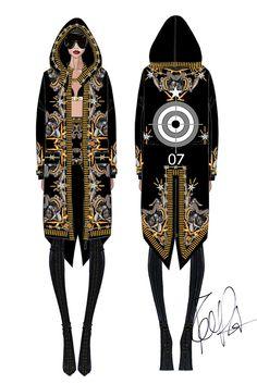 Rihanna Givenchy Riccardo Tisci 1