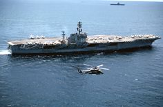 Kitty Hawk Class USS America (CV-66) Navy Day, Go Navy, Navy Times, Navy Reserve, Uss America, Navy Aircraft Carrier, Us Navy Ships, United States Navy, Submarines