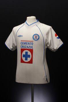 Cruz Azul Football Shirt (2001 - 2003)