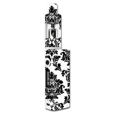 Vintage Damask Vape Skin for Kanger Subox Mini Kit  #RePin by AT Social Media Marketing - Pinterest Marketing Specialists ATSocialMedia.co.uk