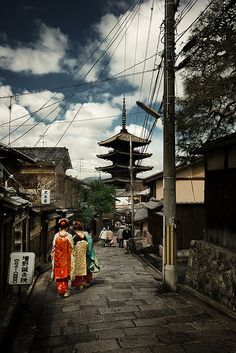 Kyoto, Japan   Been there, loved it