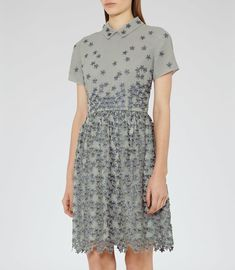 Emerson Piques Floral Dress #ad #womensfashion