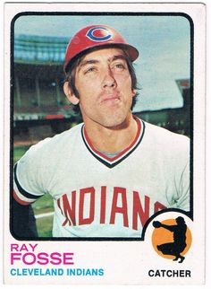 Ray Fosse 1973 Topps