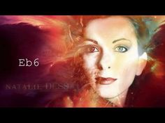 [HD] Natalie Dessay Vocal Range Studio - G#3-G#6 - One of my favorite Opera Sopranos