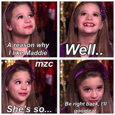 Haha I could totally image Kenzie saying that!!