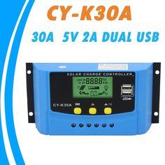 29.33$  Watch here - 30A Solar Charge Regulator LCD 24V 12V Auto Switch with 5V 2000mA USB Output PWM Solar Controllers Easy Settable Y-SOLAR NEW  #aliexpressideas