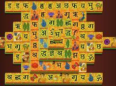 Hamisítatlan indiai madzsongot játszhattok. Minden úgy működik, mint bármelyik másik madszongban, csak az ábrák mások.