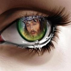 Let them see you in me