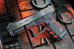Glock 23 Gen 4 - Such an improvement over the gen 3!