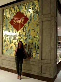 As últimas do Atelier: SouQ - um mercado dos anos 20 - nova loja Traudi e...