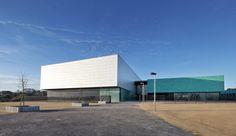 Chabanne + Partenaires - Project - Gymnasium Dieppe