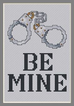 BDSM Cross-stitch